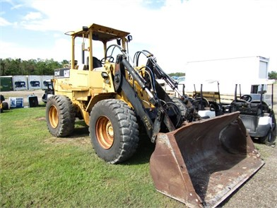 Caterpillar It24f Tool Handler R/K Other Auction Results In Florida on