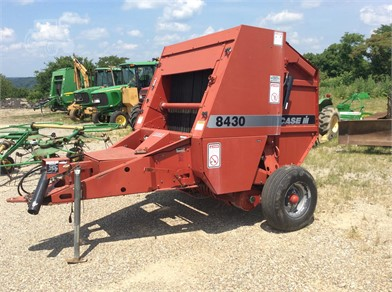 Case Ih Round Balers Auction Results In Ohio - 21 Listings