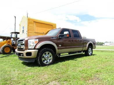 2012 FORD F-250 KING RANCH 4X4 W/T R/K Other Auction Results - 1