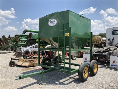 KING AG Feed/Mixer Wagon For Sale - 1 Listings   TractorHouse com