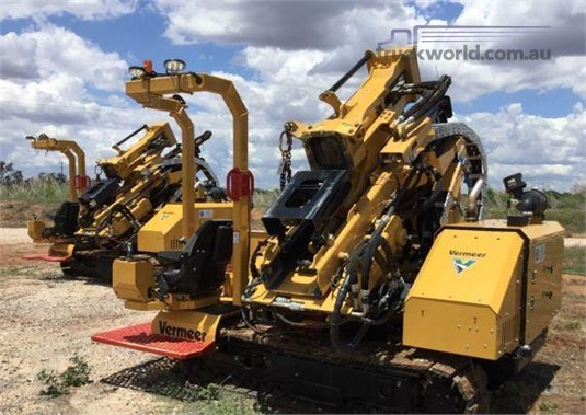2016 Vermeer PD10 - Heavy Machinery for Sale