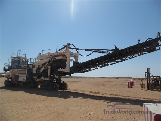 2012 Wirtgen 2500 SM - Concrete Equipment for Sale