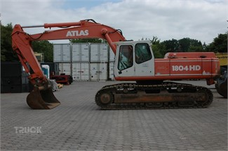 ATLAS AB1604HD