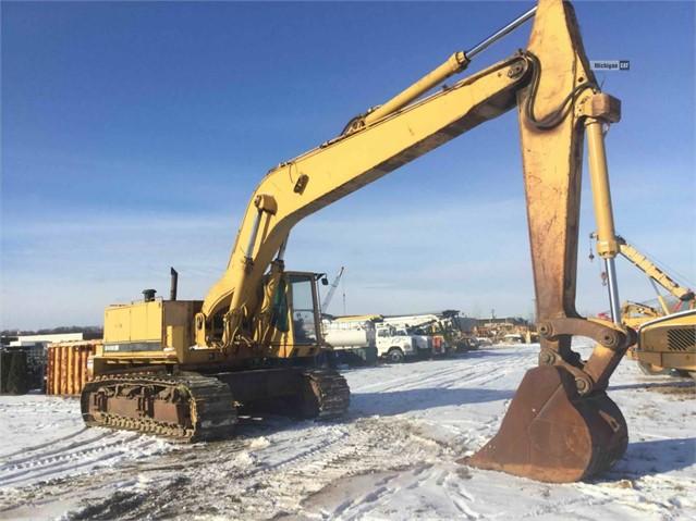 1990 CAT 245B For Sale In NOVI, Michigan | www michigancatused com