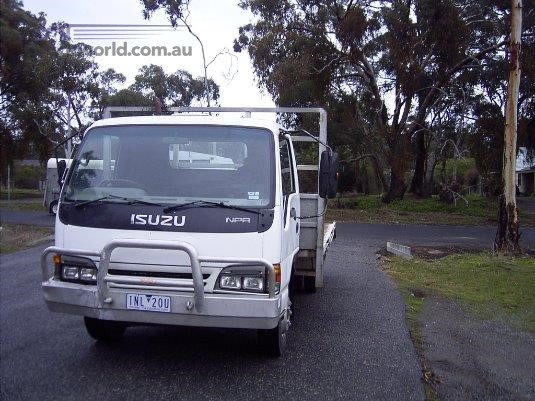 1998 Isuzu NPR 300 - Truckworld.com.au - Trucks for Sale