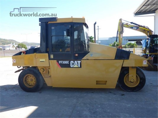 2012 Caterpillar PF-300C Heavy Machinery for Sale