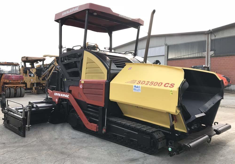 Dynapac SD2500CS Usato
