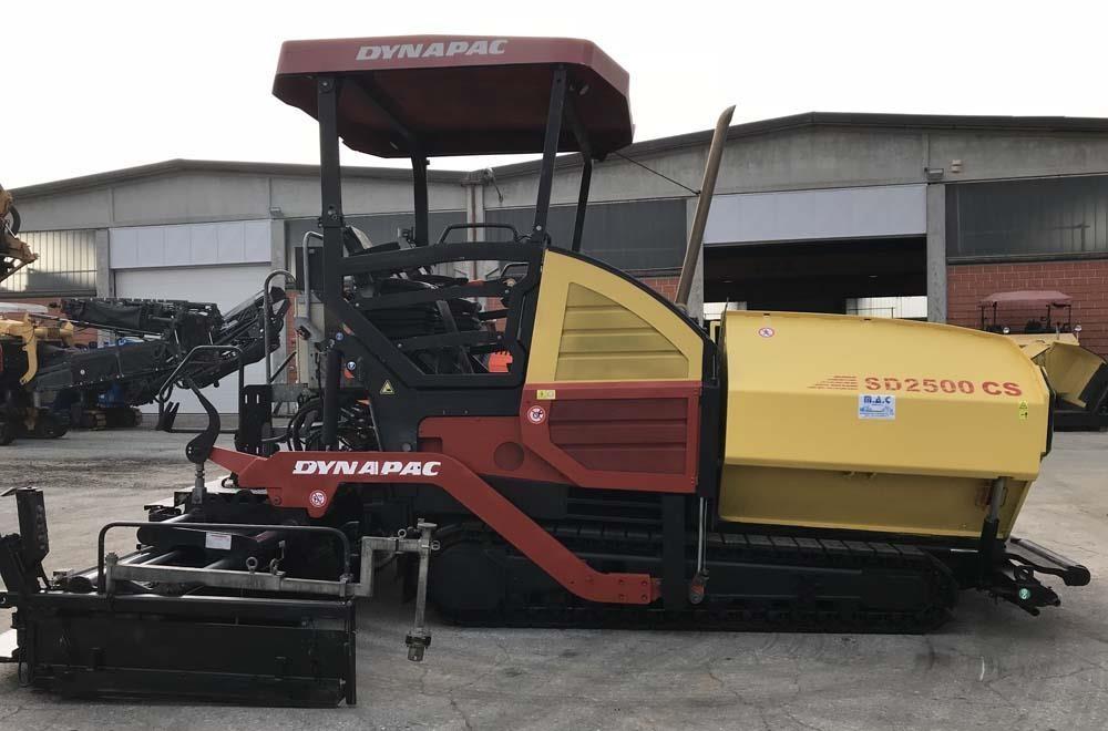 Dynapac SD2500CS #Used 2011