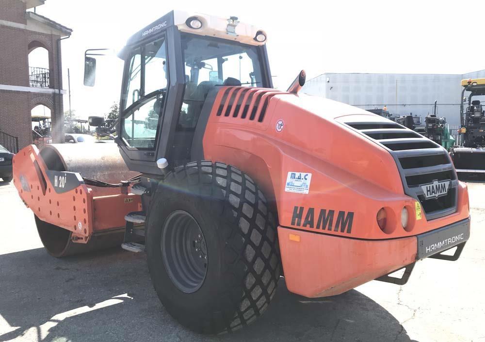 HAMM H20I Usato 2014