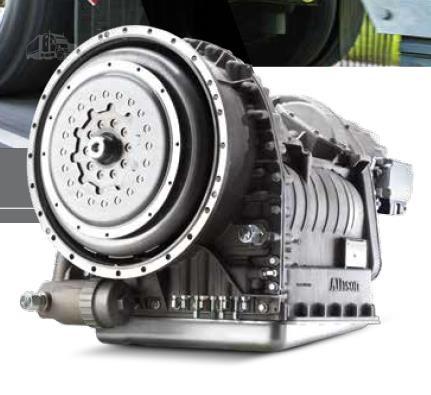 www diesel-depot com   For Sale 2018 ALLISON TC10TS 1850-110
