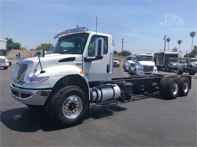 INTERNATIONAL MV Cab & Chassis Trucks For Sale - 140