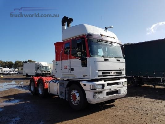 2003 Iveco Eurotech MP4700 - Wrecking for Sale