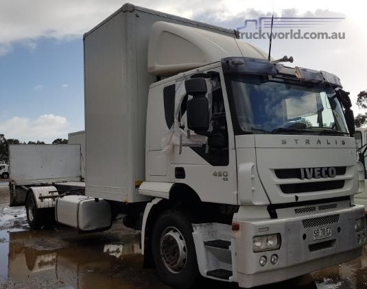 2010 Iveco STRALIS 450 North East Isuzu - Trucks for Sale