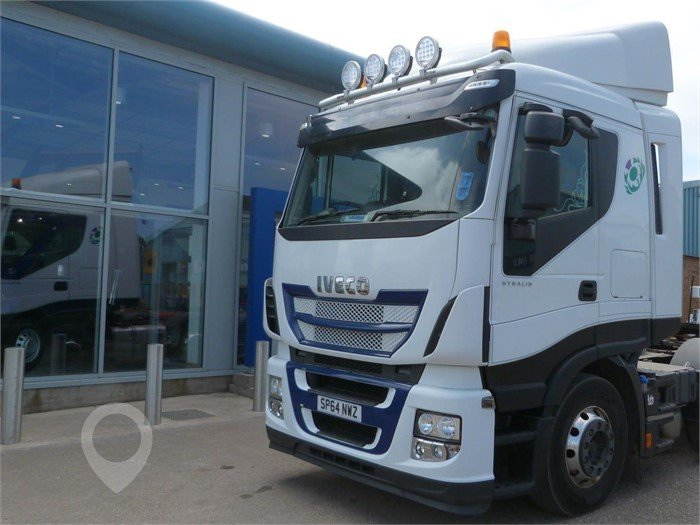 Used IVECO STRALIS Trucks for sale in the United Kingdom