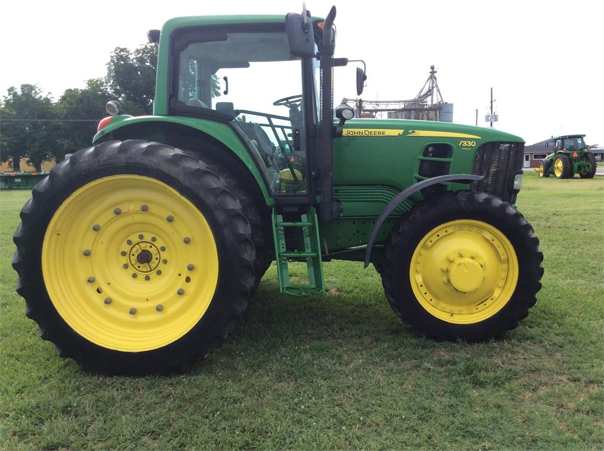2011 John Deere 7330 For Sale In Waterproof Louisiana H Wiring Harness