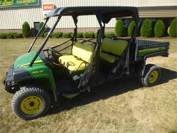 JOHN DEERE Utility Vehicles For Sale - 2164 Listings