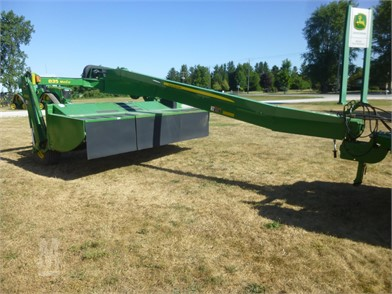 JOHN DEERE Mower Conditioners/Windrowers For Sale - 883 Listings