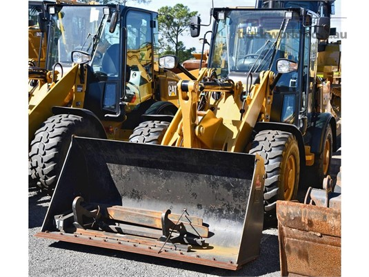 2016 Caterpillar 906M - Heavy Machinery for Sale