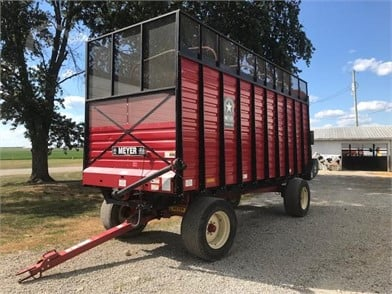 Forage Wagons Online Auction Results - 278 Listings