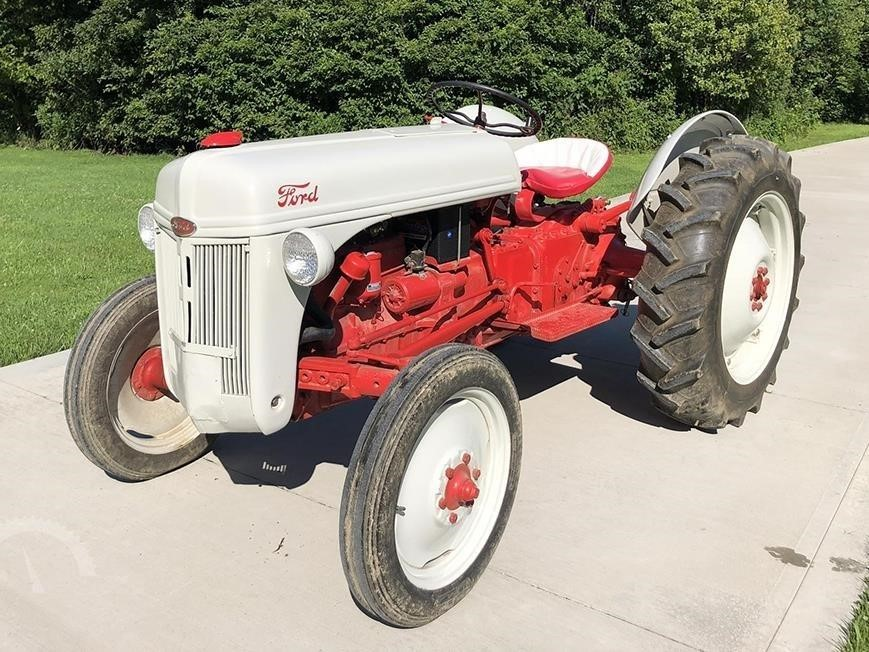 Ford 8n Tractor For Sale Craigslist - Greatest Ford