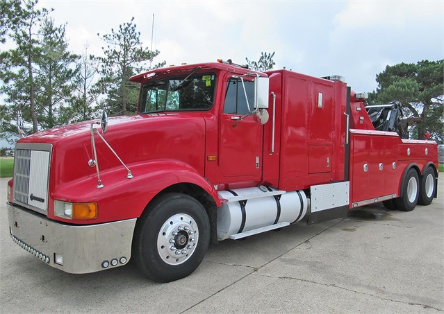 Used 1990 INTERNATIONAL 9400 EAGLE For Sale In Taylor, Michigan For