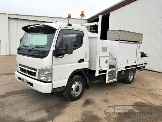 2009 Mitsubishi Canter 4.0 Trucks for Sale
