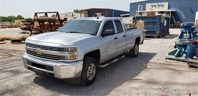 3/4 Ton Pickup Trucks 4WD Auction Results - 565 Listings