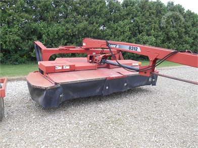 Mower Conditioners/Windrowers Online Auction Results - August 8