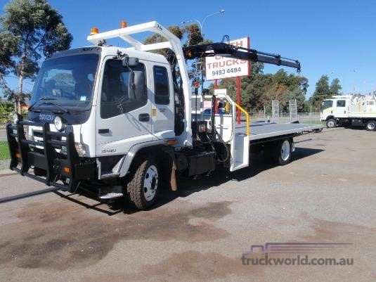 2007 Isuzu FSR 700 Long Trucks for Sale