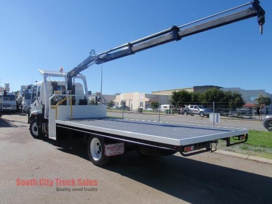 2007 Isuzu FSR 700 Long South City Truck Sales - Trucks for Sale