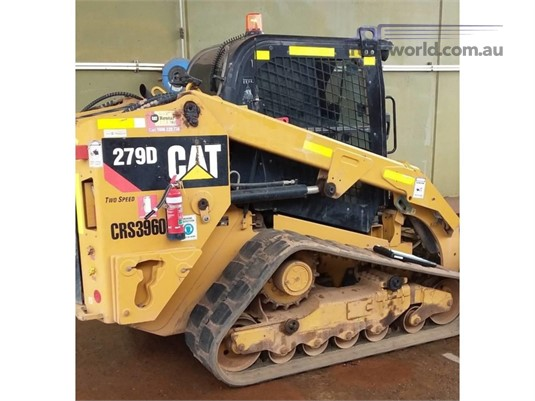 2014 Caterpillar 279D - Heavy Machinery for Sale