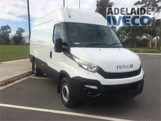 2018 Iveco Daily 35S13 12m3 Adelaide Iveco - Light Commercial for Sale