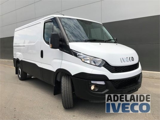 2017 Iveco Daily 35s13 Adelaide Iveco - Light Commercial for Sale