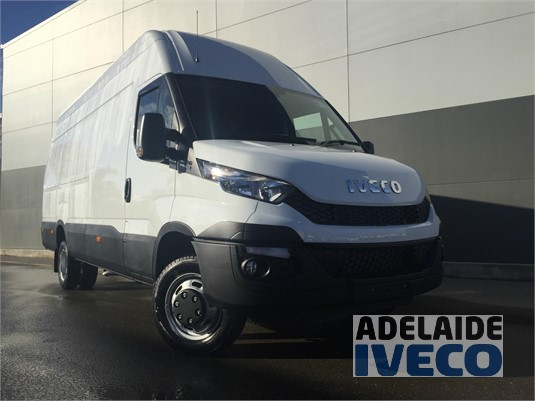 2017 Iveco Daily 50c21 18m3 Adelaide Iveco - Light Commercial for Sale