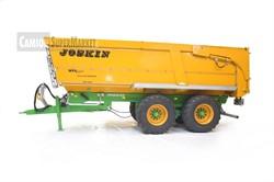 Joskin Trans-cap 6500/22bc150  Usato