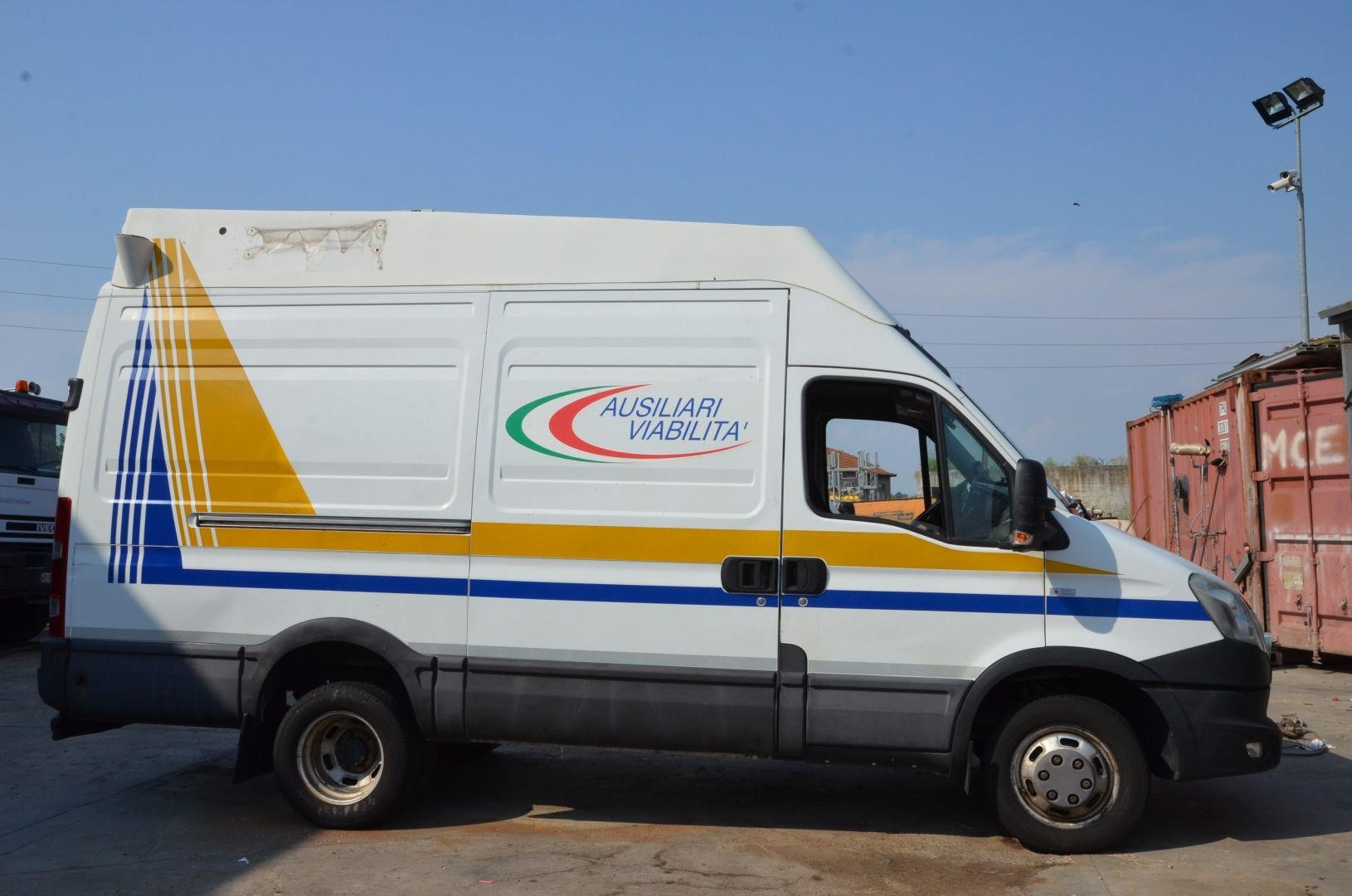 Iveco DAILY 35S21 #Used