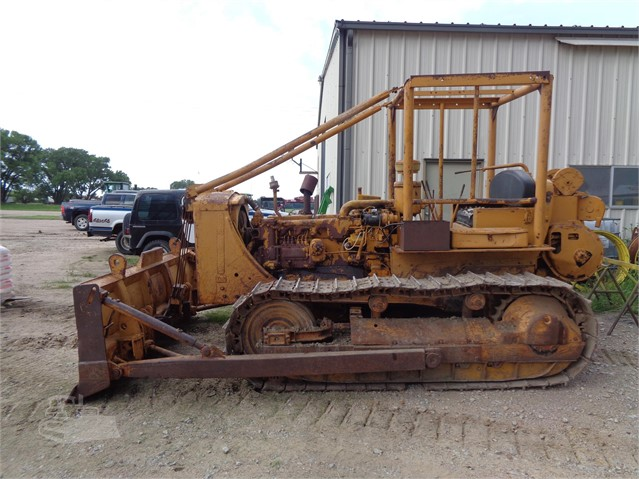 CAT D6 For Sale In Norcatur, Kansas