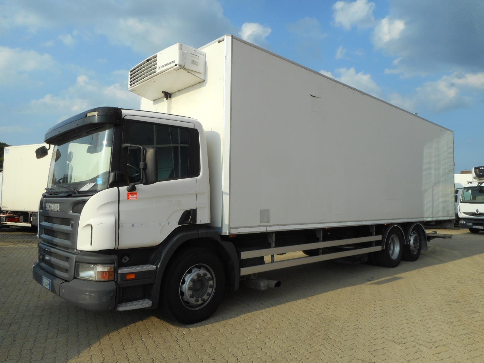 Scania P360 Usato