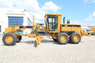 CATERPILLAR 140H VHP PLUS