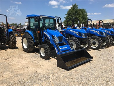 NEW HOLLAND BOOMER 54D For Sale - 16 Listings | TractorHouse com
