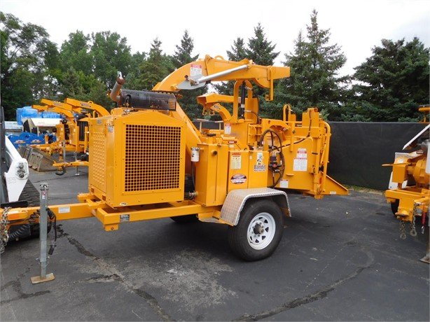 BANDIT 12 Wood Chippers Logging Equipment For Sale - 8