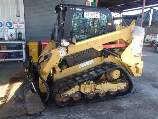 2013 Caterpillar 259D Heavy Machinery for Sale