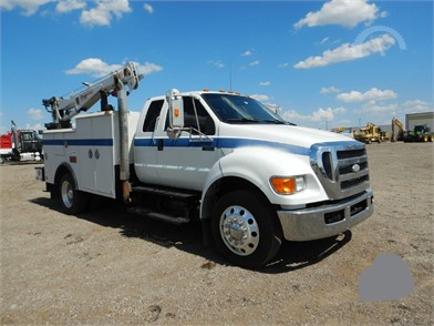 FORD F650 Service Trucks / Utility Trucks / Mechanic Trucks Online