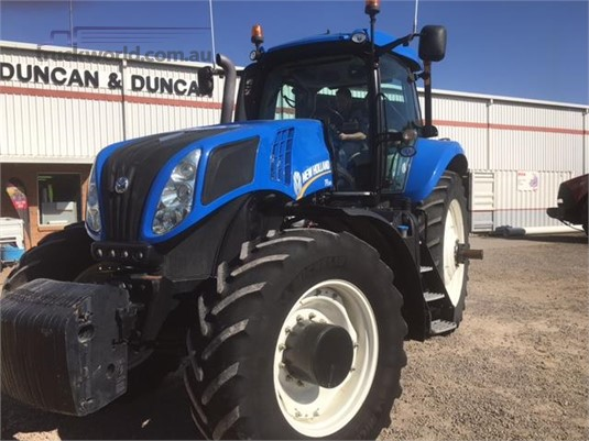 0 New Holland T8.360 Farm Machinery for Sale
