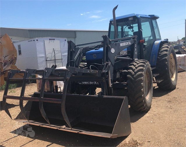 1998 FORD 8340 For Sale In Isabel, South Dakota   www