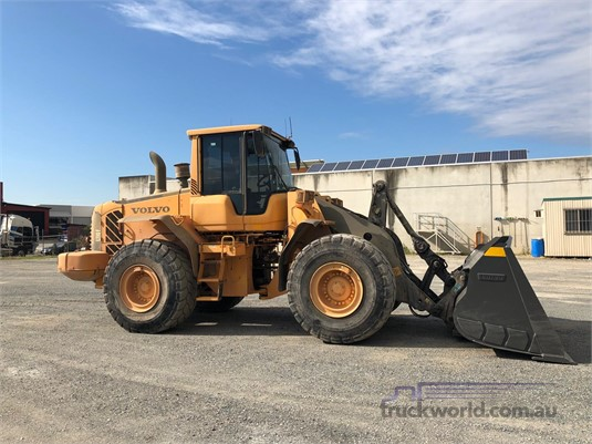 2010 Volvo L110F - Heavy Machinery for Sale