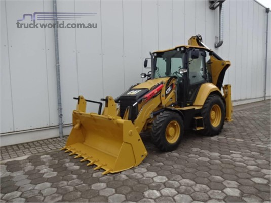 2015 Caterpillar 428F2 Heavy Machinery for Sale