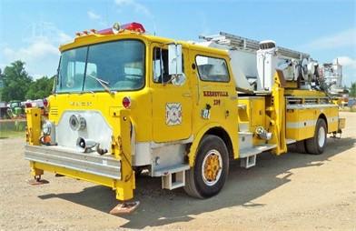 MACK Fire Trucks For Sale - 9 Listings | TruckPaper com