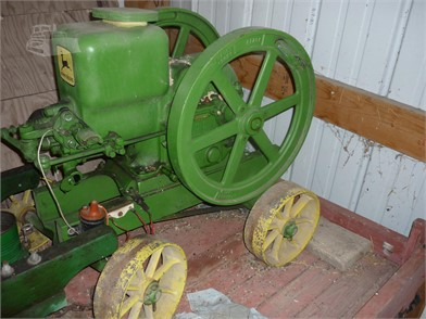 JOHN DEERE HIT OR MISS ENGINE Auction Results - 1 Listings ... on