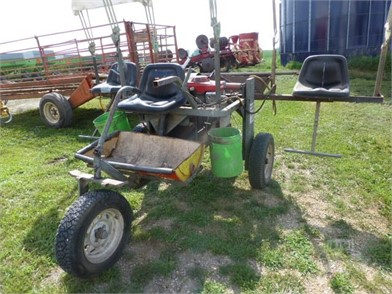 NITZSCHE 3 PERSON WEEDER Auction Results - 1 Listings